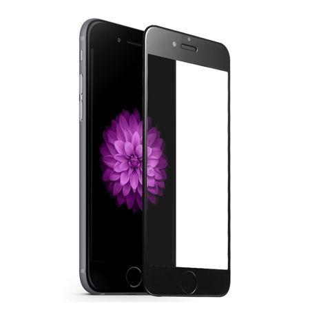 Hartowane szkło na cały ekran 3d iPhone 7 - czarny.