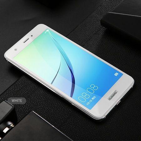 Hartowane szkło na cały ekran 3d Huawei Nova - biały.