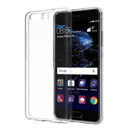 Huawei P10 Plus silikonowe etui przezroczyste crystal case.