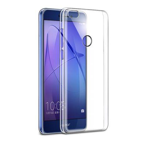 Huawei P8 Lite 2017 silikonowe etui przezroczyste crystal case.