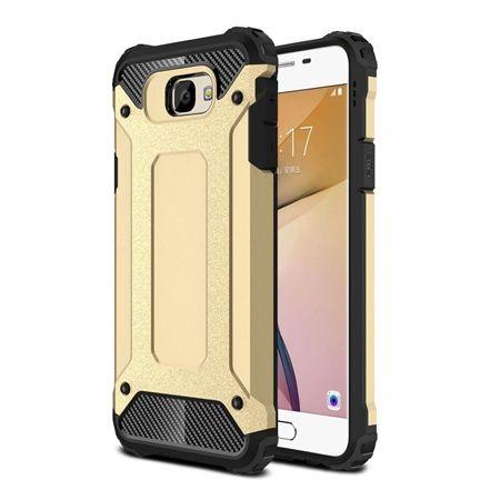 Pancerne etui na Galaxy A5 2017 - Złoty