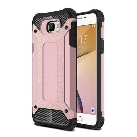 Pancerne etui na Galaxy A5 2017 - Różowy