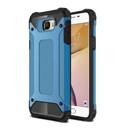 Pancerne etui na Galaxy A5 2017 - Niebieski