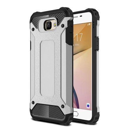 Pancerne etui na Galaxy A5 2017 - Srebrny