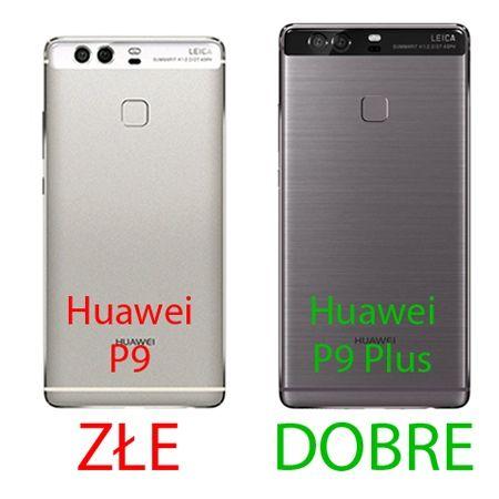 Huawei P9 Plus hartowane szkło ochronne na ekran 9h