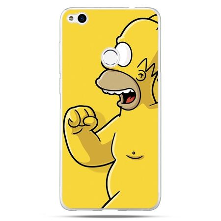 Etui na Huawei P9 Lite 2017 - Homer Simpson