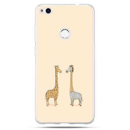 Etui na Huawei P9 Lite 2017 - żyrafy