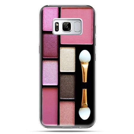 Etui na telefon Samsung Galaxy S8 - zestaw do makijażu