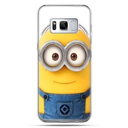 Etui na telefon Samsung Galaxy S8 - minion