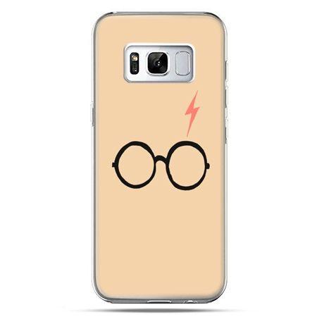 Etui na telefon Samsung Galaxy S8 - Harry Potter okulary