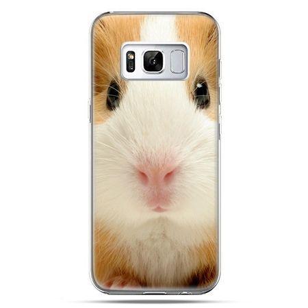 Etui na telefon Samsung Galaxy S8 - chomik