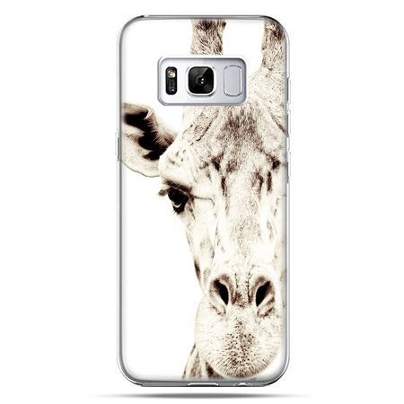 Etui na telefon Samsung Galaxy S8 - żyrafa
