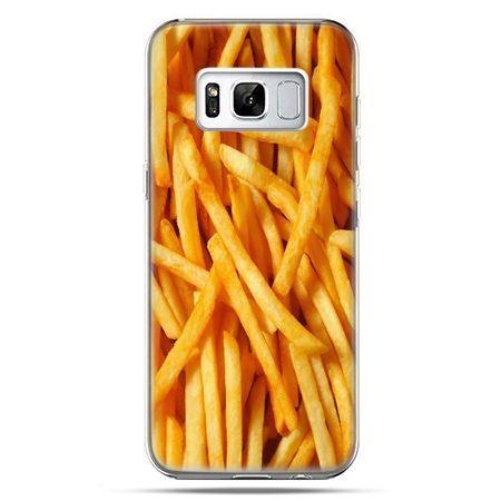 Etui na telefon Samsung Galaxy S8 - frytki