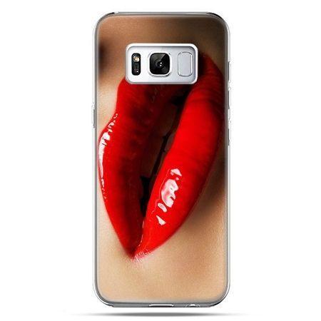 Etui na telefon Samsung Galaxy S8 - usta