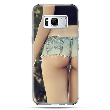 Etui na telefon Samsung Galaxy S8 - pośladki