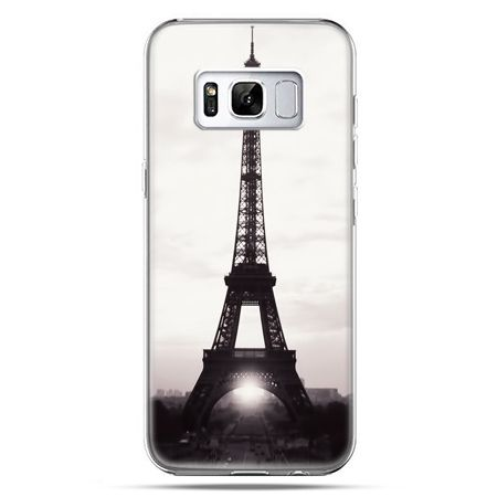Etui na telefon Samsung Galaxy S8 - Wieża Eiffla