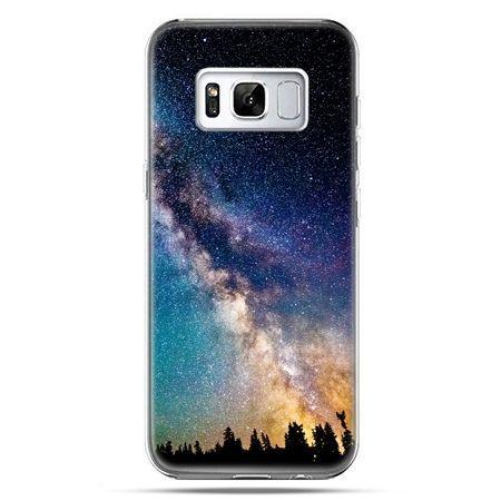 Etui na telefon Samsung Galaxy S8 - droga mleczna