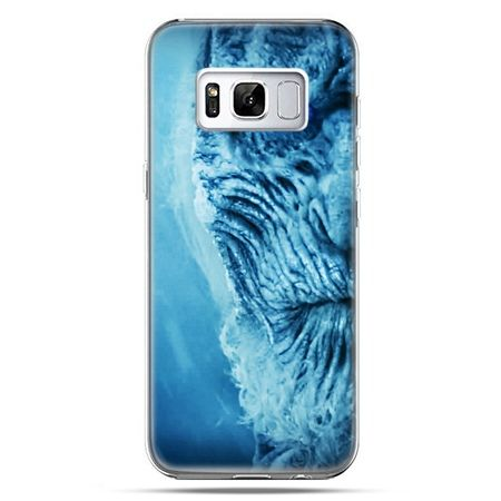 Etui na telefon Samsung Galaxy S8 Plus - Gra o Tron White Walker