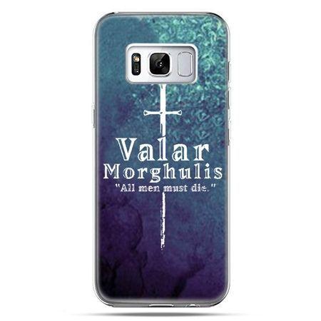 Etui na telefon Samsung Galaxy S8 Plus - Valar morghulis