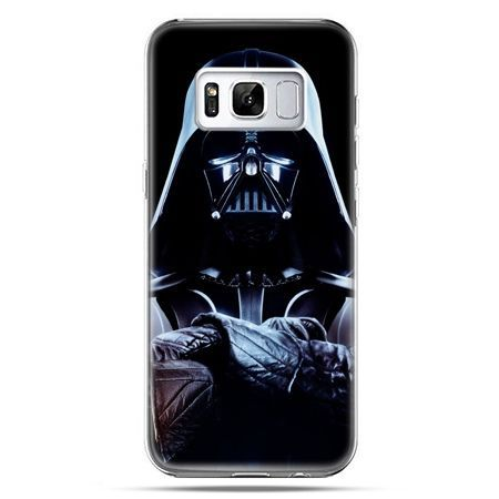 Etui na telefon Samsung Galaxy S8 Plus - Dart Vader Star Wars