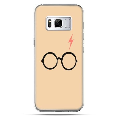 Etui na telefon Samsung Galaxy S8 Plus - Harry Potter okulary