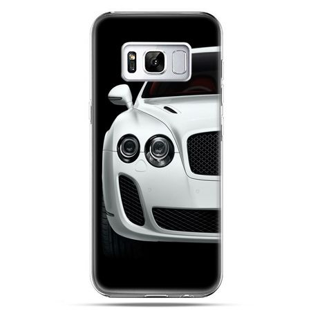 Etui na telefon Samsung Galaxy S8 Plus - samochód Bentley
