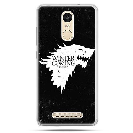 Etui na Xiaomi Redmi Note 3 - Winter is coming