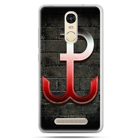 Etui na Xiaomi Redmi Note 3 - Polska Walcząca