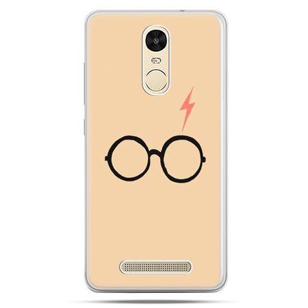 Etui na Xiaomi Redmi Note 3 - Harry Potter okulary