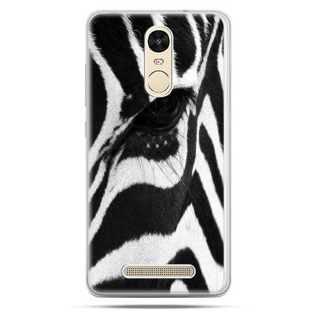 Etui na Xiaomi Redmi Note 3 - zebra