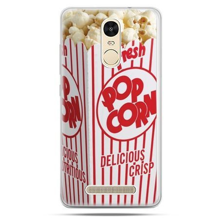 Etui na Xiaomi Redmi Note 3 - Pop Corn