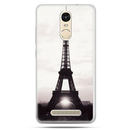 Etui na Xiaomi Redmi Note 3 - Wieża Eiffla