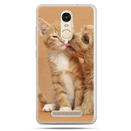 Etui na Xiaomi Redmi Note 3 - jak pies i kot
