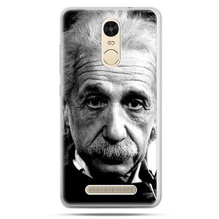 Etui na Xiaomi Redmi Note 3 - Albert Einstein