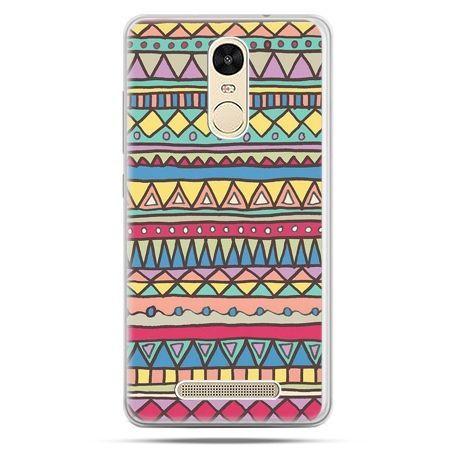 Etui na Xiaomi Redmi Note 3 - Azteckie wzory