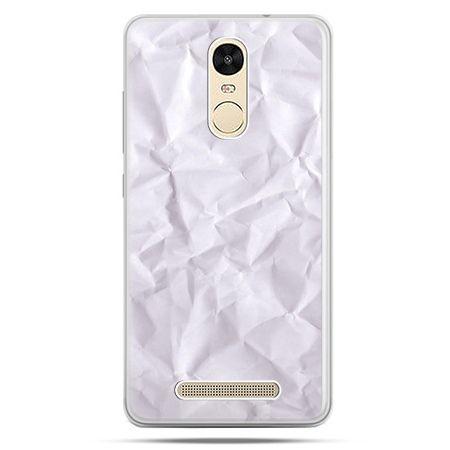 Etui na Xiaomi Redmi Note 3 - pomięty papier