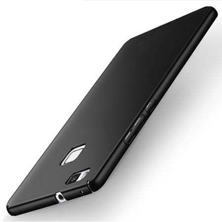 Etui na telefon Huawei P9 Lite Slim MattE - czarny.