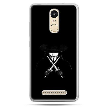 Etui na Xiaomi Redmi Note 3 - Anonimus