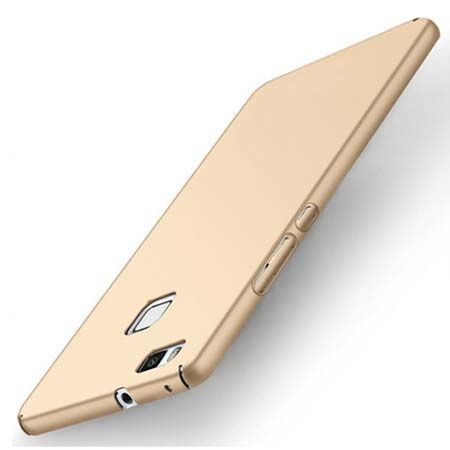 Etui na telefon Huawei P9 Lite Slim MattE - złoty.