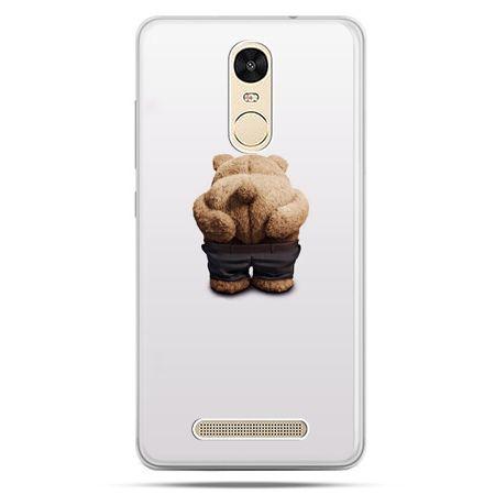 Etui na Xiaomi Redmi Note 3 - miś Paddington