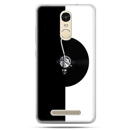 Etui na Xiaomi Redmi Note 3 - gramofon