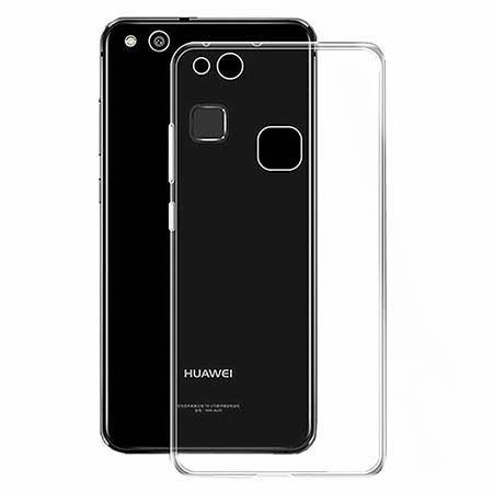 Etui na Huawei P10 Lite silikonowe crystal clear - bezbarwne
