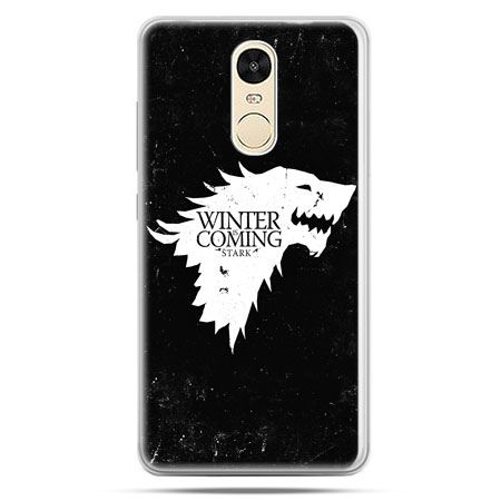 Etui na Xiaomi Redmi Note 4 - Winter is coming