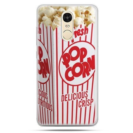 Etui na Xiaomi Redmi Note 4 - Pop Corn