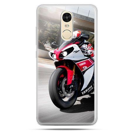 Etui na Xiaomi Redmi Note 4 - motocykl ścigacz