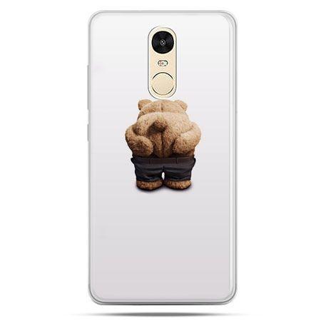 Etui na Xiaomi Redmi Note 4 - miś Paddington