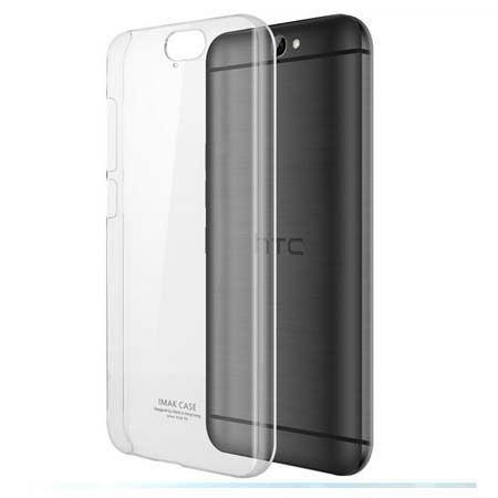 Etui na HTC One A9 silikonowe crystal case - bezbarwne.
