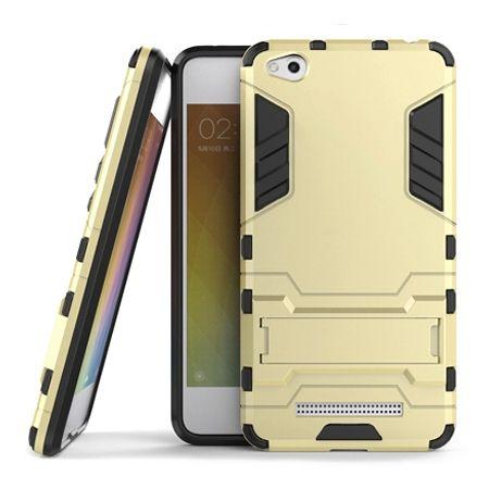 Pancerne etui na Xiaomi Redmi 4A - złoty.