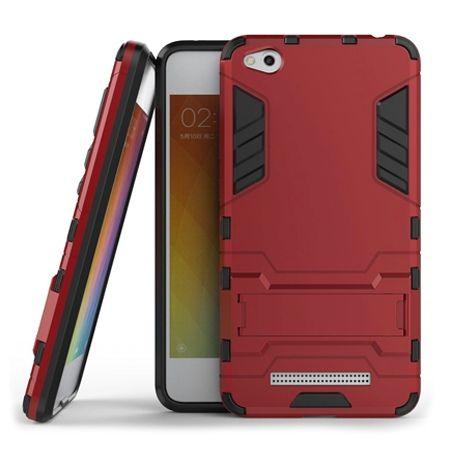Pancerne etui na Xiaomi Redmi 4A - czerwony.