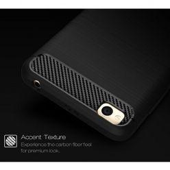 Etui na Xiaomi Redmi 4A bumper Neo CARBON - czarny.